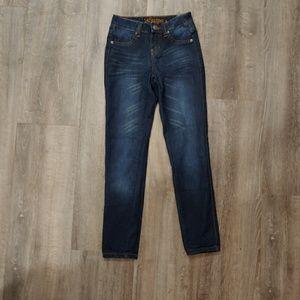 Revolt Girls Skinny Jeans